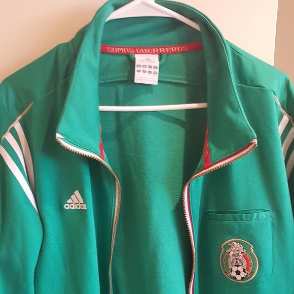 adidas mexico national team jacket